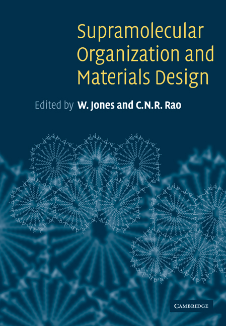 Supramolecular Organization and Materials Design free download
