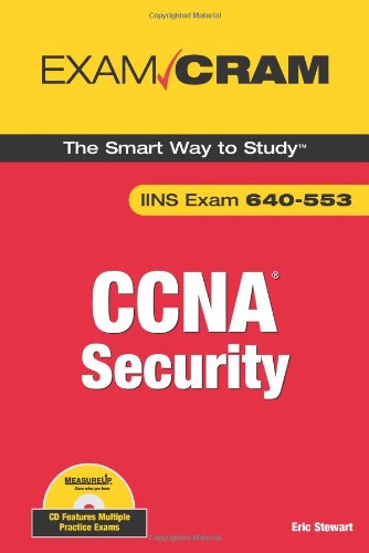 CCNA Security Exam Cram (Exam IINS 640-553) free download
