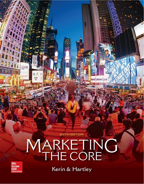 Marketing: The Core, 6 edition free download