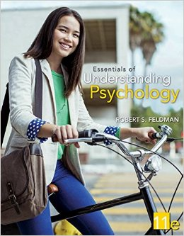 Essentials of Understanding Psychology, 11 edition free download