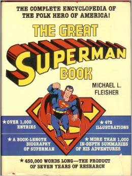 The Great Superman Book (Scan) free download