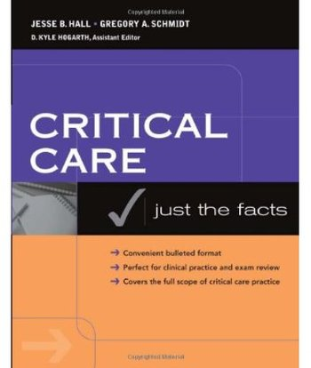 Critical Care: Just the Facts free download
