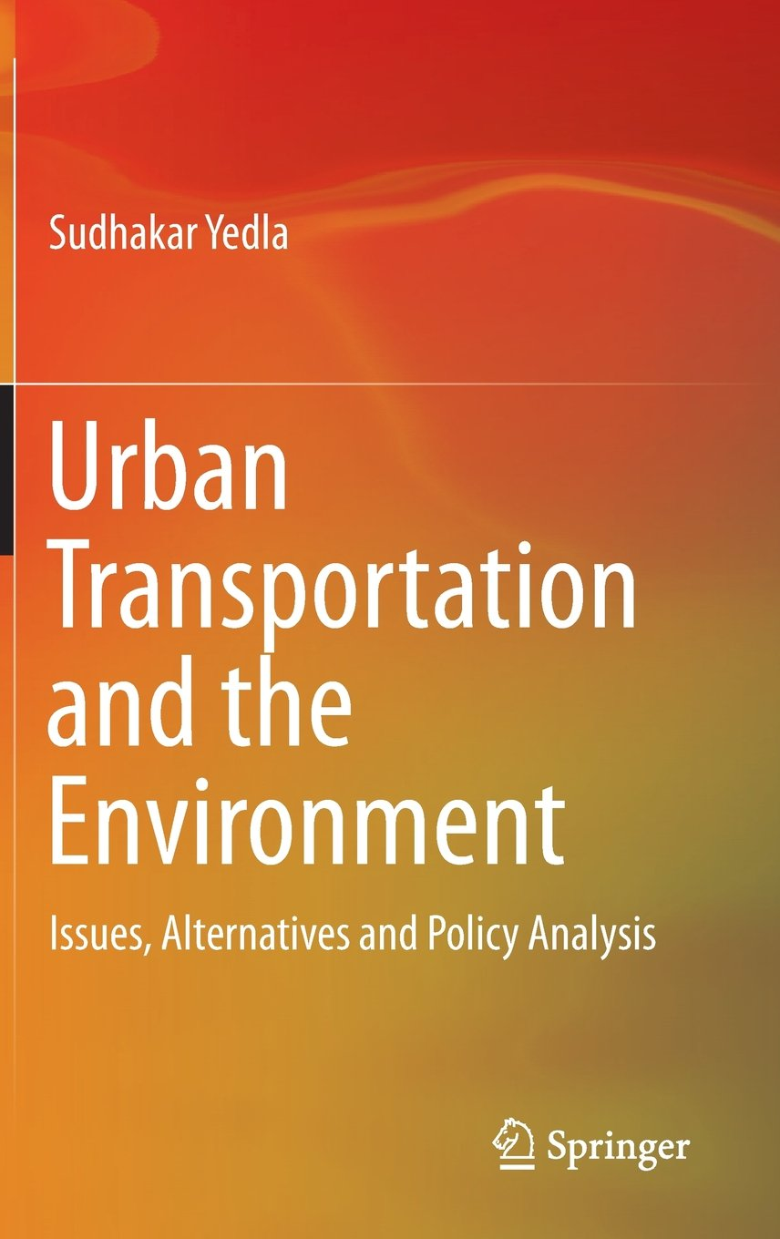 Urban Transportation and the Environment free download