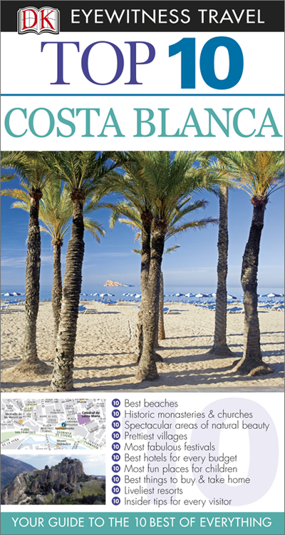 Top 10 Costa Blanca (Eyewitness Top 10 Travel Guides) free download