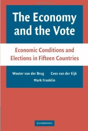 The Economy and the Vote: Economic Conditions and Elections in Fifteen Countries free download