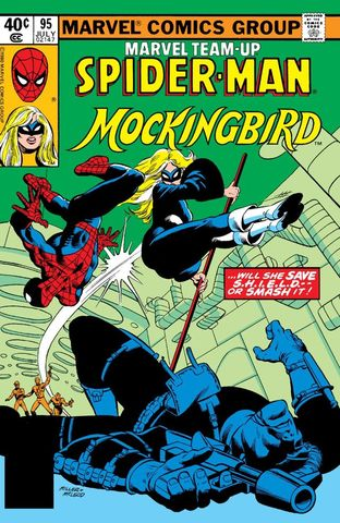Marvel Team-Up 095 - Spider-Man and Mockingbird (1980) free download
