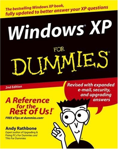 Windows XP For Dummies by Andy Rathbone free download