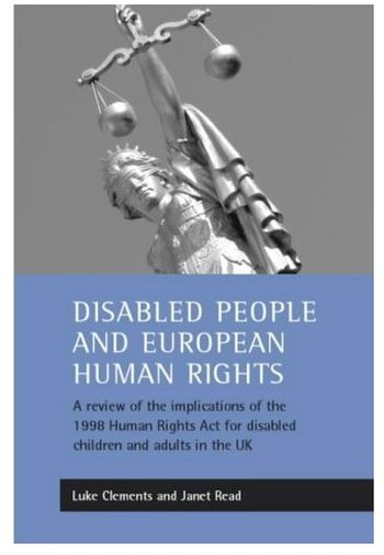 Disabled people and European human rights free download