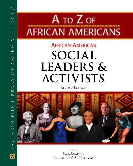 African-American Social Leaders and Activists (A to Z of African Americans) free download
