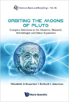 Orbiting the Moons of Pluto: Complex Solutions to the Einstein, Maxwell, Schrodinger and Dirac Equations free download
