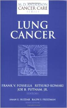 Lung Cancer by Frank V. Fossella free download