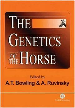 The Genetics of the Horse (Cabi) free download