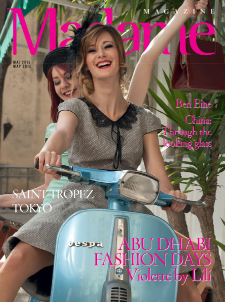 Madame Magazine - May 2015 free download