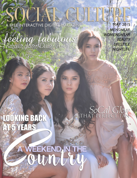 Social Culture - May 2015 free download