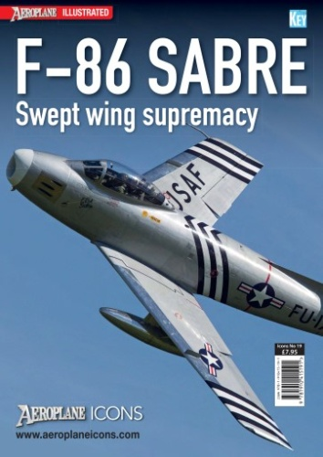 F-86 Sabre: Swept wing supremacy (Aeroplane Icons) free download