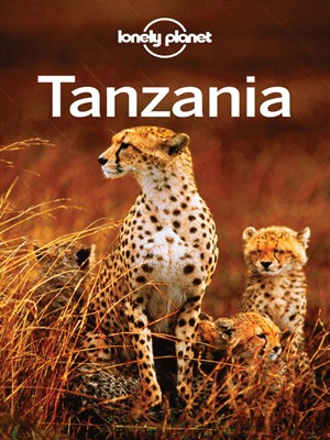 Lonely Planet Tanzania free download