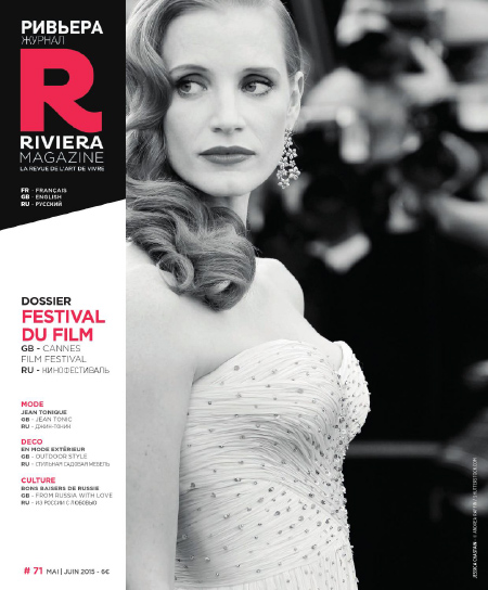 Riviera Magazine #71 - Mai/Juin 2015 free download