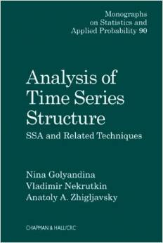Analysis of Time Series Structure: SSA and related techniques free download