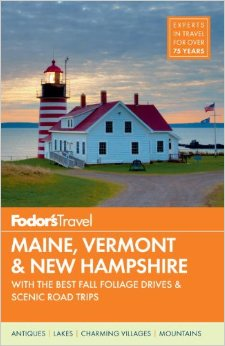 Fodor's Maine, Vermont & New Hampshire: With the Best Fall Foliage Drives & Scenic Road Trips free download
