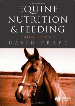 Equine Nutrition and Feeding free download