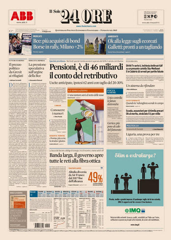 Il Sole 24 Ore - 20.05.2015 free download