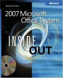 2007 Microsoft? Office System Inside Out free download