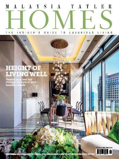 Malaysia Tatler Homes Magazine April/May 2015 free download
