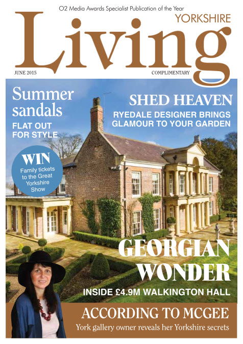Yorkshire Living - June 2015 free download