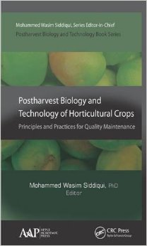 Postharvest Biology and Technology of Horticultural Crops: Principles and Practices for Quality Maintenance free download