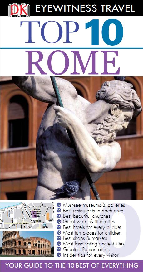 Top 10 Rome (Eyewitness Top 10 Travel Guides) free download