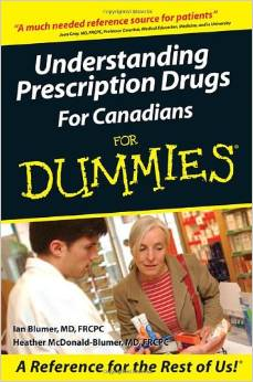 Understanding Prescription Drugs For Canadians For Dummies free download