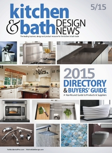 Kitchen & Bath Design News - May 2015 free download