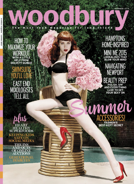 Woodbury Magazine - Summer 2015 free download