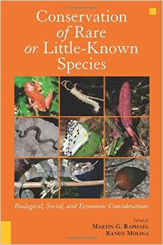 Conservation of Rare or Little-Known Species: Biological, Social, and Economic Considerations free download