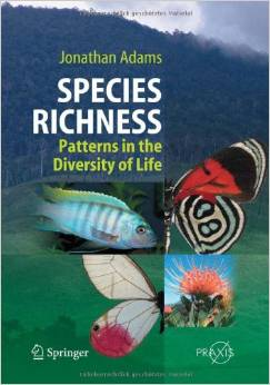 Species Richness: Patterns in the Diversity of Life by Jonathan Adams free download