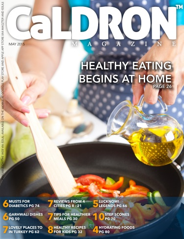 CaLDRON Magazine - May 2015 free download