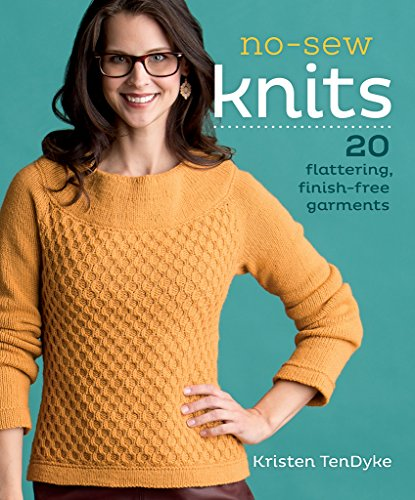 No-Sew Knits: 20 Flattering, Finish-Free Garments free download