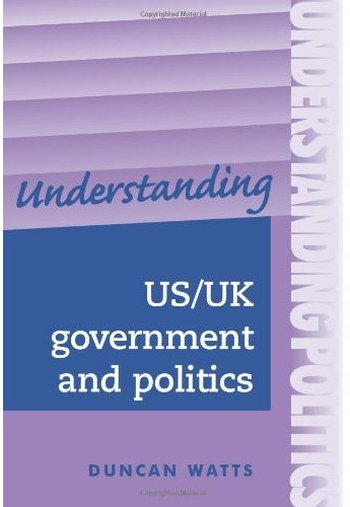 Understanding US/UK Government and Politics free download