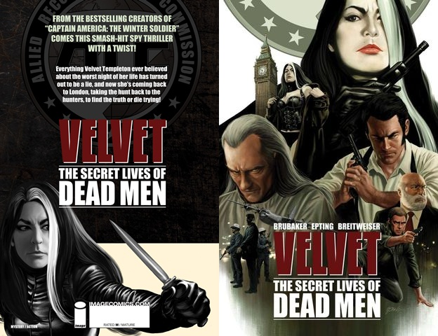 Velvet v02 - The Secret Lives of Dead Men (2015) free download