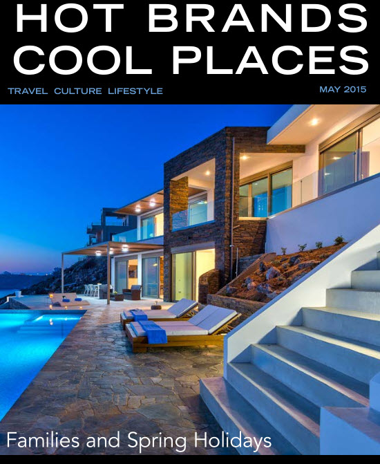 Hot Brands Cool Places - May 2015 free download