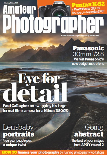 Amateur Photographer Magazine 30 May 2015 free download