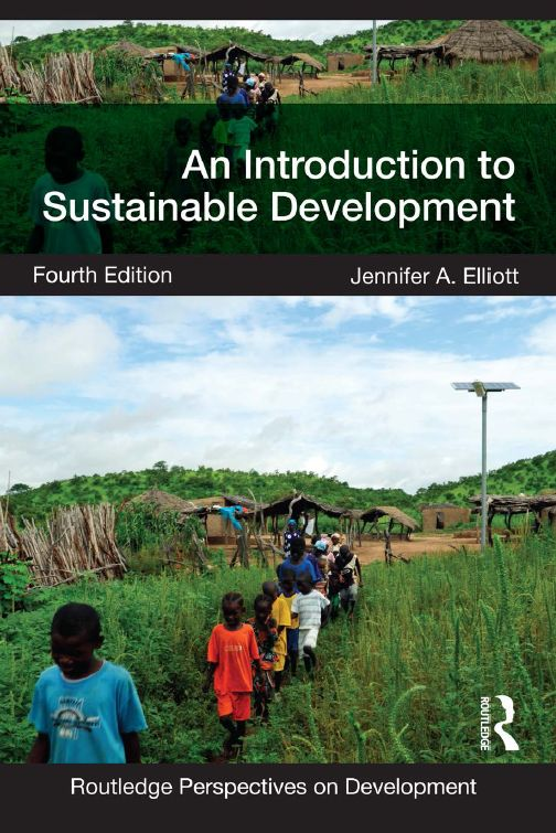An Introduction to Sustainable Development (Volume 7), 4 edition free download