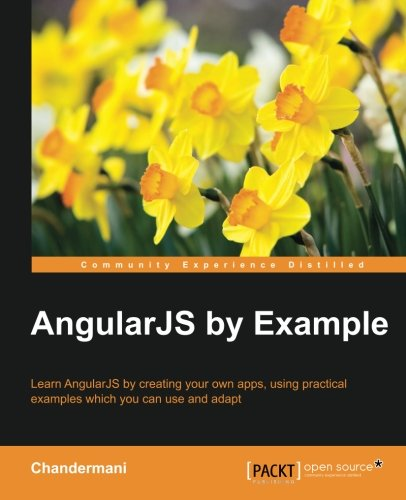 AngularJS by Example free download