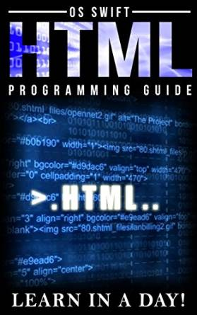 Programming: HTML: Programming Guide free download