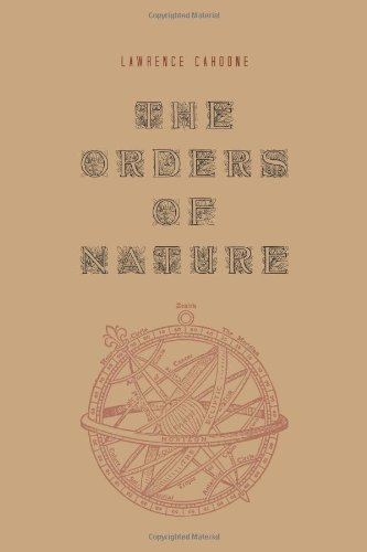 The Orders of Nature free download