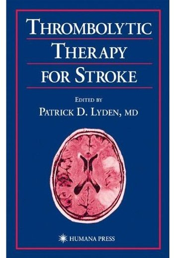 Thrombolytic Therapy for Stroke free download