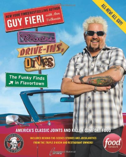 Diners, Drive-Ins, and Dives: The Funky Finds in Flavortown free download