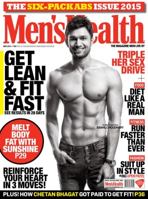 Men's Health India - May 2015 free download