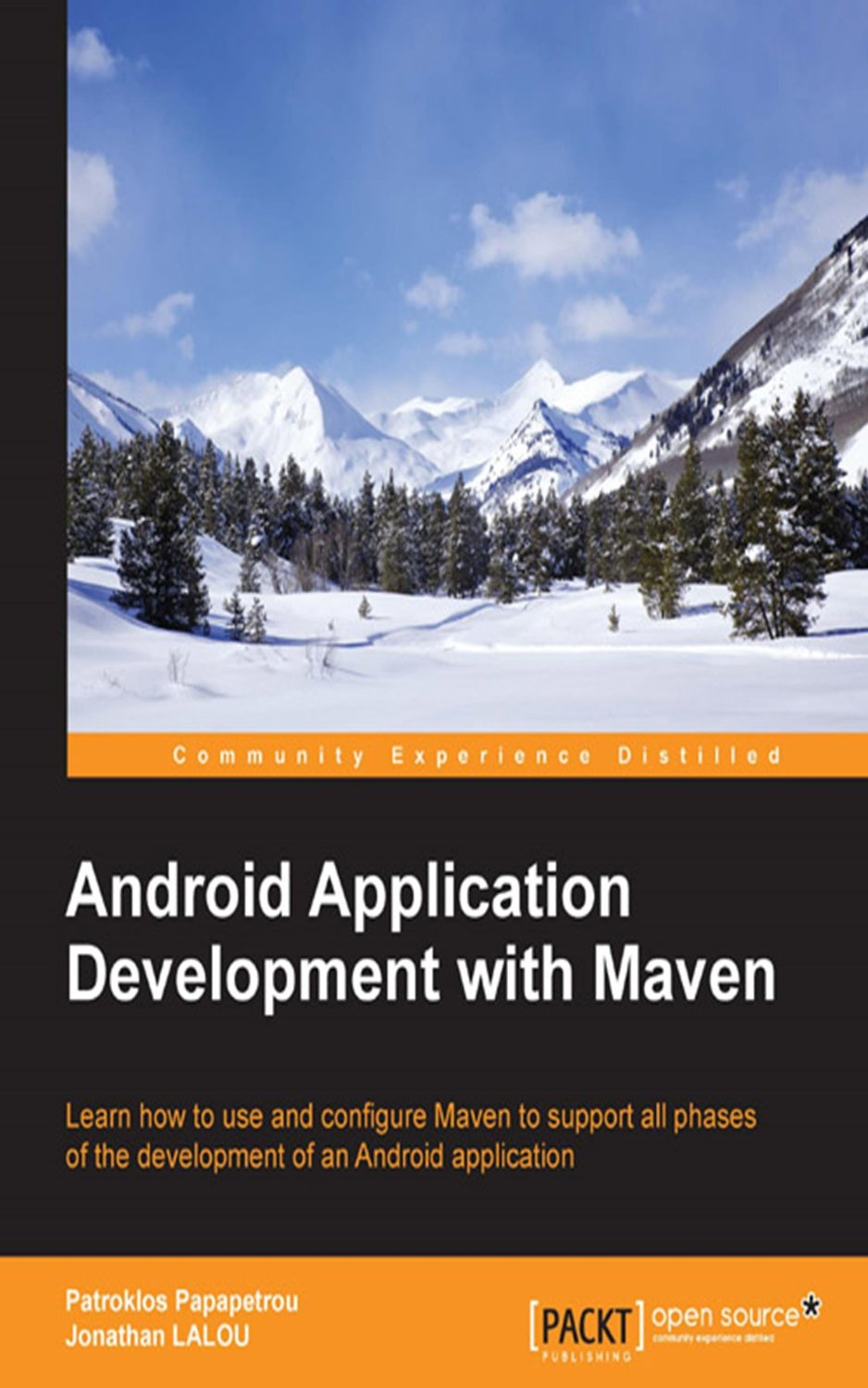 Android Application Development with Maven free download