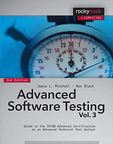 Advanced Software Testing - Vol. 3, 2nd Edition free download